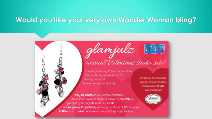 Across the Desk with Elizabeth Plouffe and guest Monica Graves valentines offer
